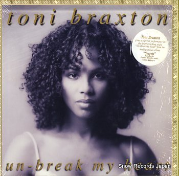 BRAXTON, TONI un-break my heart
