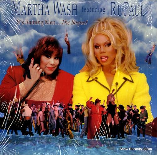 WASH, MARTHA FEATURING RUPAUL it's raining men the sequel