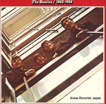 BEATLES, THE 1962-1966