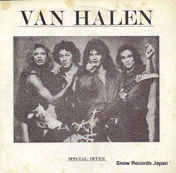 VAN HALEN special offer