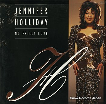 HOLLIDAY, JENNIFER no frills love