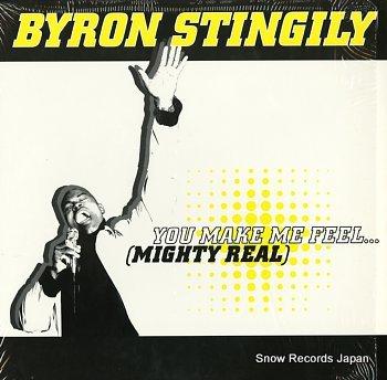 STINGILY, BYRON you make me feel