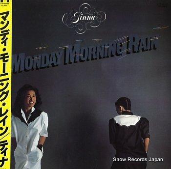 TINNA monday morning rain