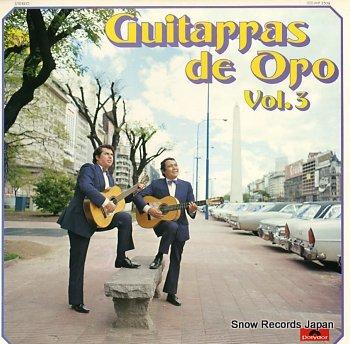 GUITARRAS DE ORO vol.3