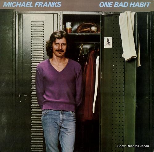 FRANKS, MICHAEL one bad habit