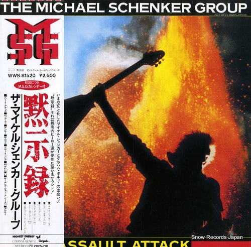 SCHENKER, MICHAEL assault attack