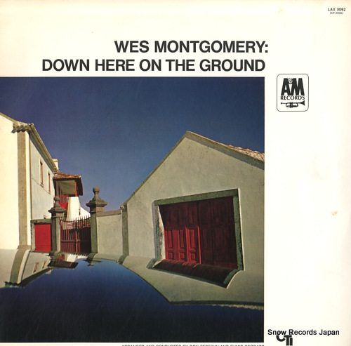 MONTGOMERY, WES down here on the ground