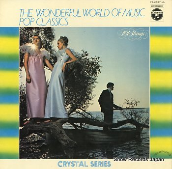 101 STRINGS wonderful world of music pop classics, the