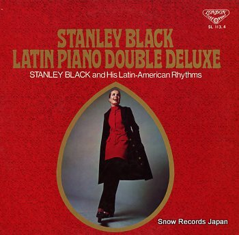 BLACK, STANLEY latin piano double deluxe