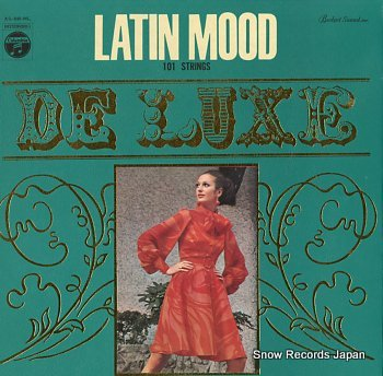 101 STRINGS latin mood de luxe
