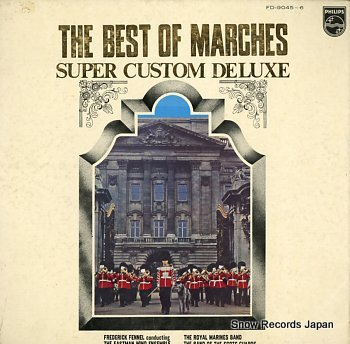 FENNEL, FREDERICK super custom deluxe / the best of marches
