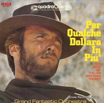 OST best of italian western themes, the
