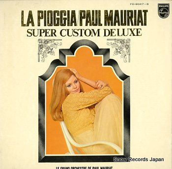 MAURIAT, PAUL super custom deluxe
