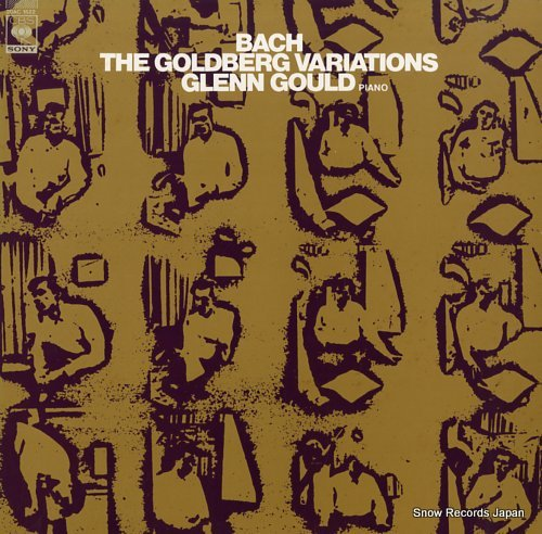 GOULD, GLENN bach; the goldberg variations