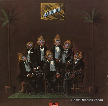 MANDRILL best of, the