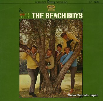 BEACH BOYS, THE best of, the