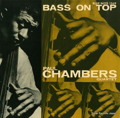 CHAMBERS, PAUL bass on top