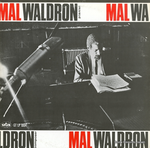 WALDRON, MAL all alone