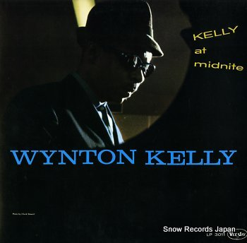 KELLY, WYNTON kelly at midnight