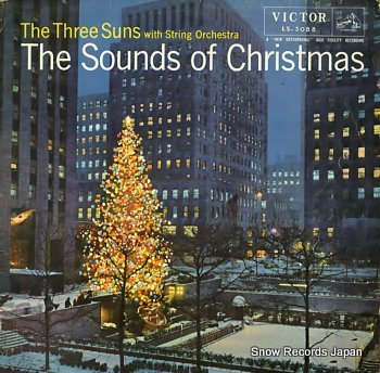 THREE SUNS, THE sounds of christmas, the