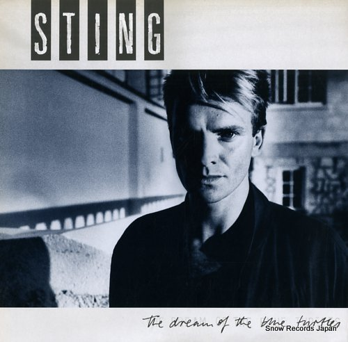 STING dream of the blue turtles, the