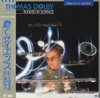 DOLBY, THOMAS blinded by science