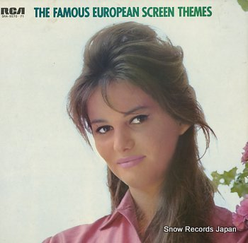 V/A famous european screen themes, the