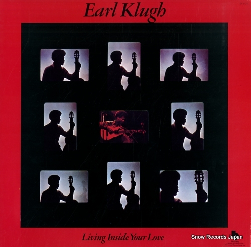 KLUGH, EARL living inside your love