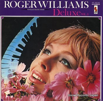 WILLIAMS, ROGER deluxe vol.3
