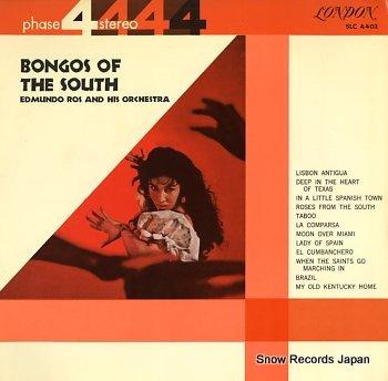 ROS, EDMUNDO bongos of the south