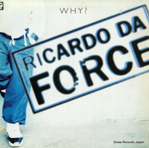 FORCE, RICARDO DA why? FX280 - front cover