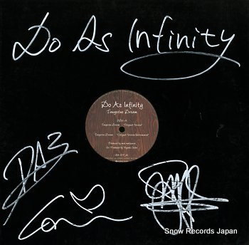 "DO AS INFINITY jangerine dream 12""SINGLE DO AS INFINITY jangerine dream"