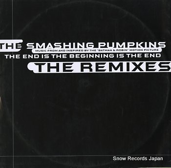 SMASHING PUMPKINS, THE end is the beginning is the end, the