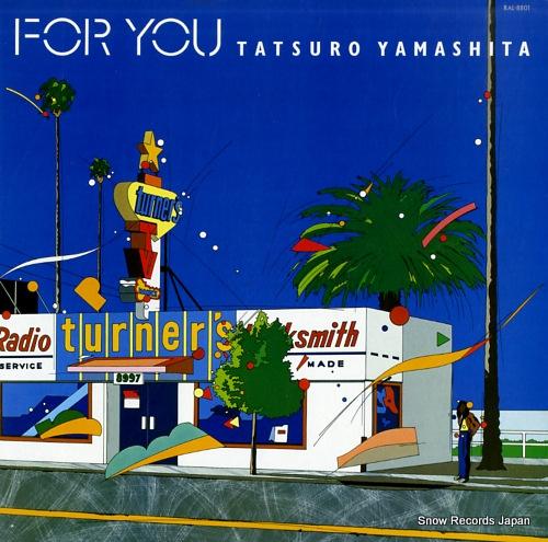 YAMASHITA, TATSURO for you