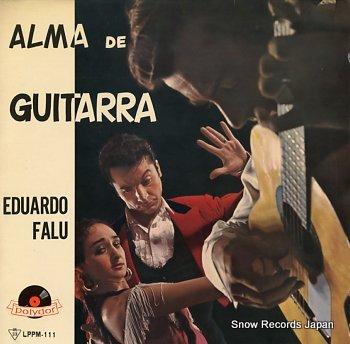 FALU, EDUARDO alma de guitarra
