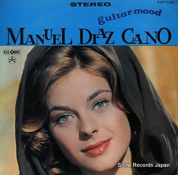 CANO, MANUEL DIAZ guitar mood