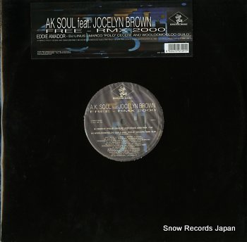 SOUL, AK FEAT. JOCELYN BROWN free-rmx 2000