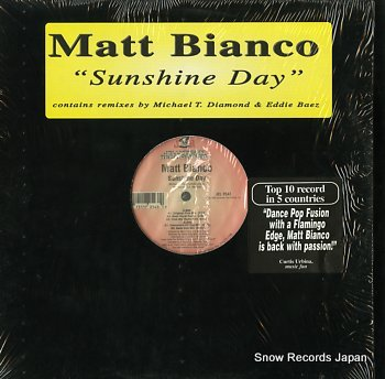 BIANCO, MATT sunshine day