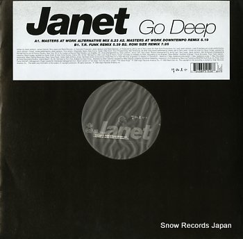 JACKSON, JANET go deep