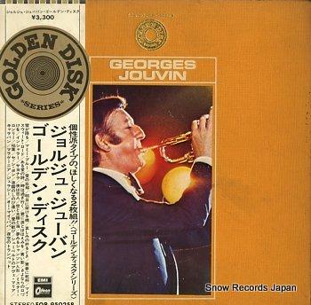 JOUVIN, GEORGES golden disk