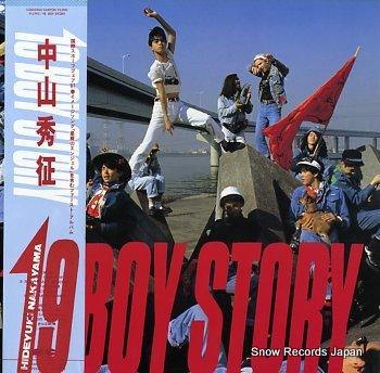 NAKAYAMA, HIDEYUKI 19 boy story