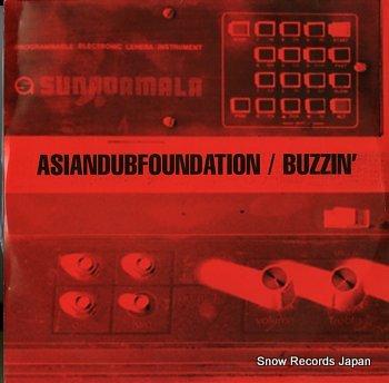 ASIAN DUB FOUNDATION buzzin'