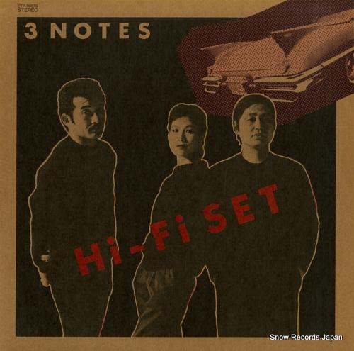 HI-FI SET 3 notes