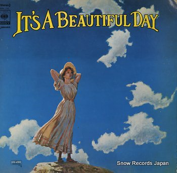 IT'S A BEAUTIFUL DAY s/t