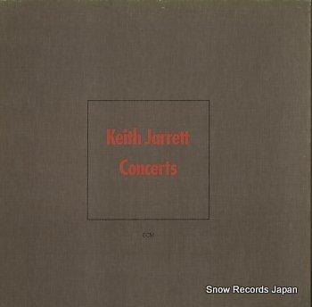 JARRETT, KEITH concerts