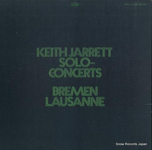 JARRETT, KEITH solo-concerts / bremen lausanne