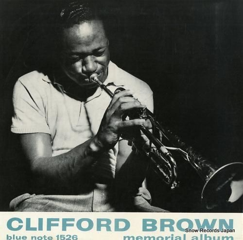 BROWN, CLIFFORD memorial album