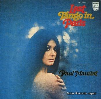 MAURIAT, PAUL last tango in paris