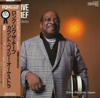 BASIE, COUNT long live the chief