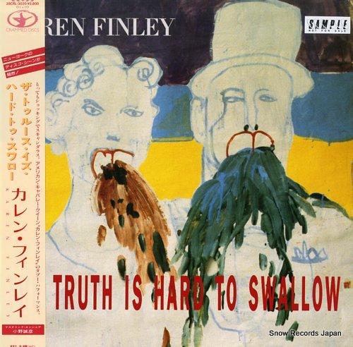 FINLEY, KAREN truth is hard to swallow